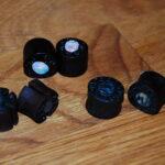 pärlemor och opalpluggar